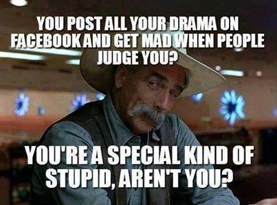 Funny Memes: all your drama
