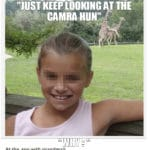 Funny Memes: At The Zoo With Grandma!
