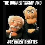 The Presidential Debates Meme