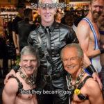 Political Memes - Mike Pence, Franklin Graham, and Pat Robertson at Gay Bar 😅
