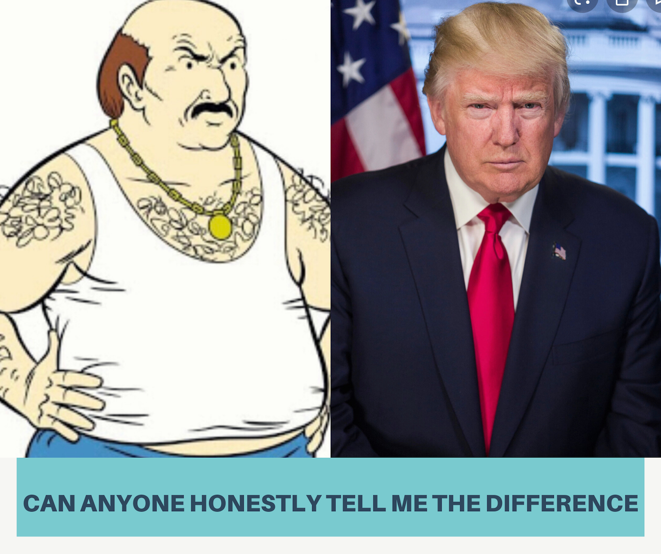 Carl is Trump